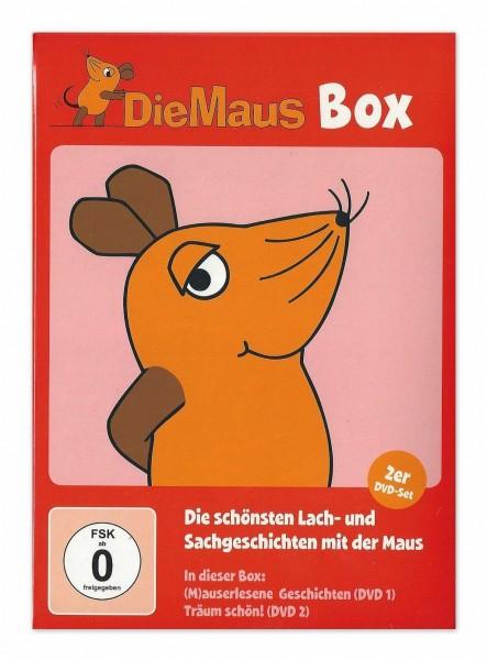 TCM Tchibo Die Maus Box Lach- und Sachgeschichten2