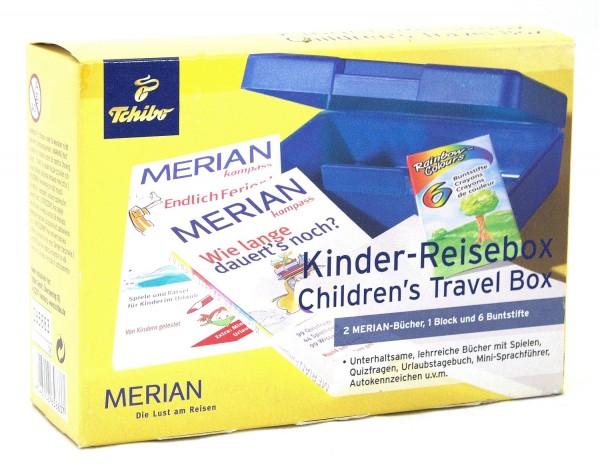 TCM Tchibo Merian Kinder Reisebox