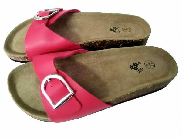 TCM Tchibo Damen Pantoletten Pink