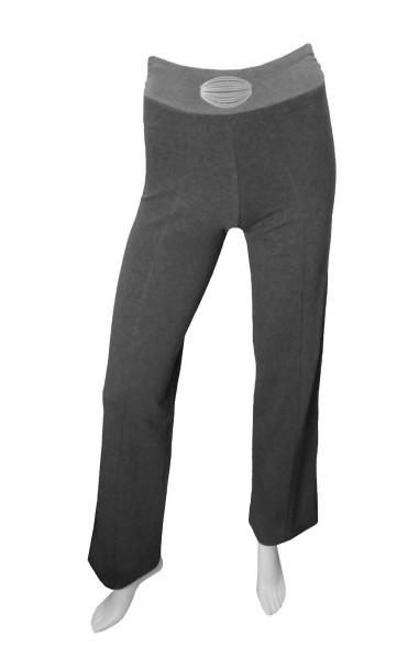 TCM Tchibo Damen Sporthose Jazzpant Grau 32/34 XS