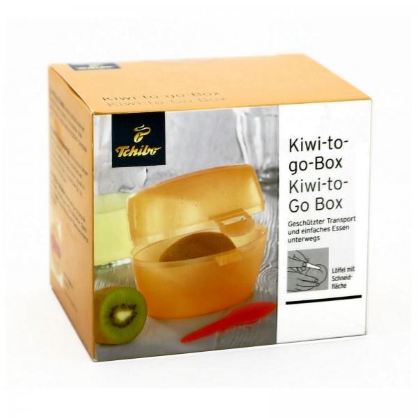 TCM Tchibo Kiwi to go Box