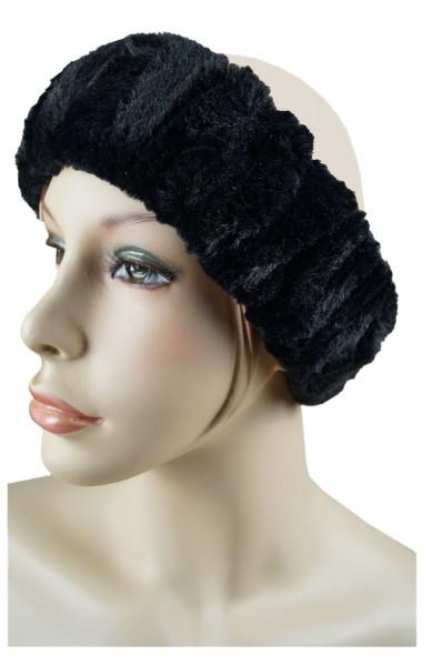 Damen Stirnband aus Kunstpelz