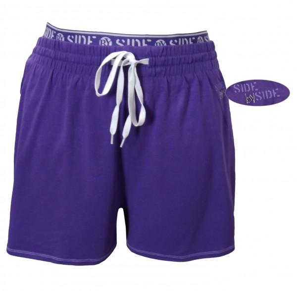 TCM Tchibo Damen Shorts Lila S 36/38
