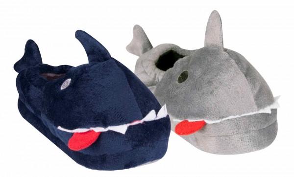 YO! Jungen Hausschuhe Hai