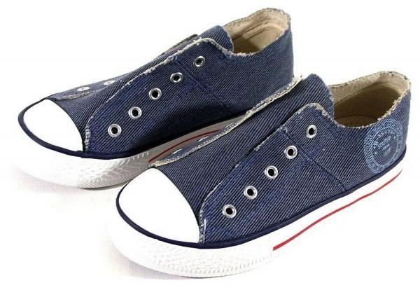 TCM Tchibo Kinder Canvas Schuhe 32/33