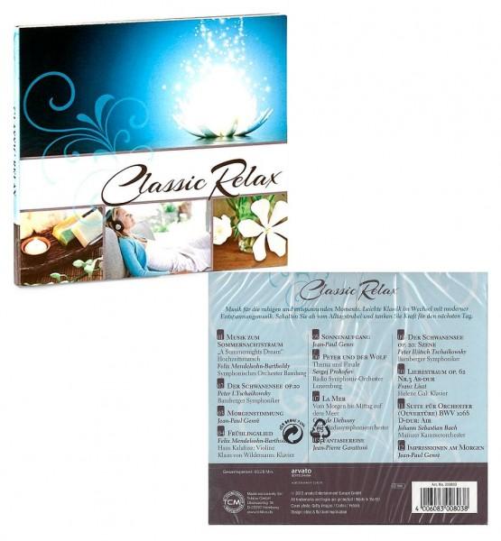 TCM Tchibo CD Classic Relax