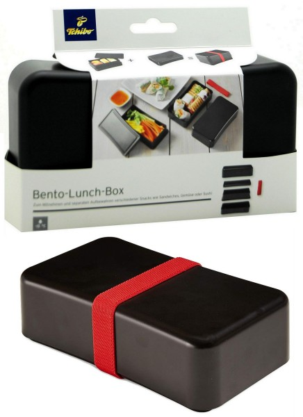 TCM Tchibo Bento Box Lunchbox