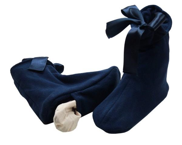 Damen Wärmepantoffeln aus Fleece von TCM Tchibo 35-38