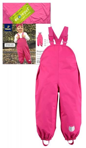 TCM Tchibo Mädchen Regenhose Pink
