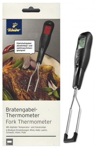 TCM Tchibo Digital Bratengabel Brratenhermometer