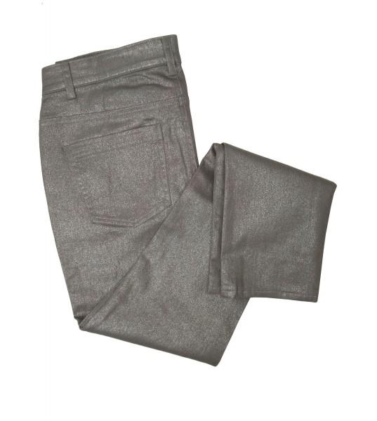 TCM Tchibo Damen Jeans mit Glanzbeschichtung 36