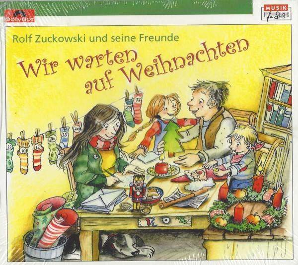 TCM Tchibo CD Wir warten auf Weihnachten Rolf Zuckowski