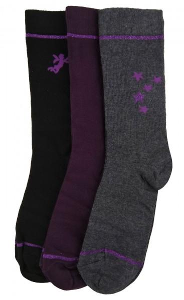 TCM Tchibo 3 Paar Damen Socken 39-42