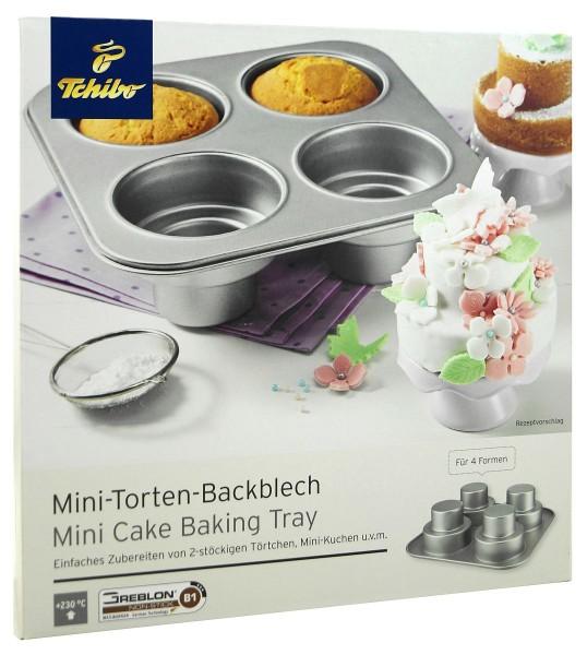 TCM Tchibo Mini Torten Backblech