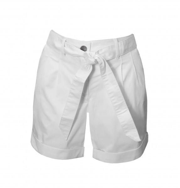TCM Tchibo Damen Shorts Weiß 36