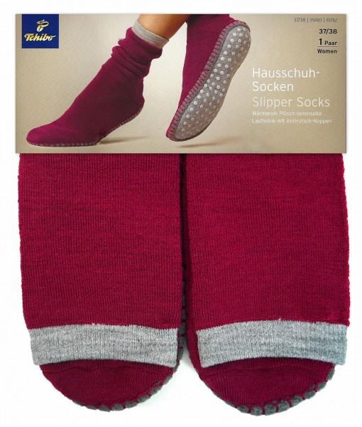 TCM Tchibo Hausschuh Socken