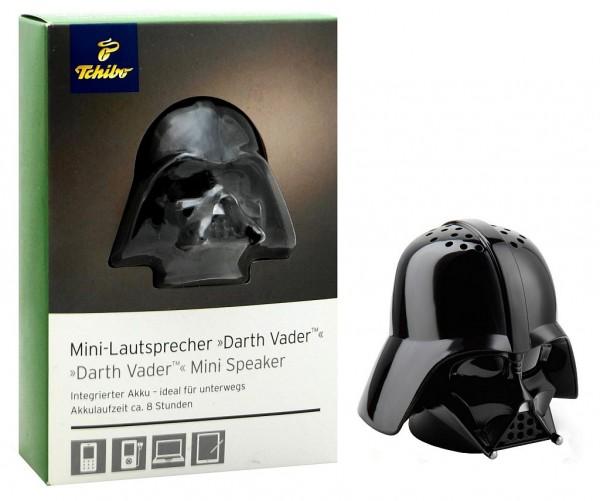 TCM Tchibo Minilautsprecher Darth Vader