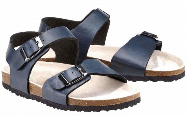 TCM Tchibo Kinder Sandalen Blau