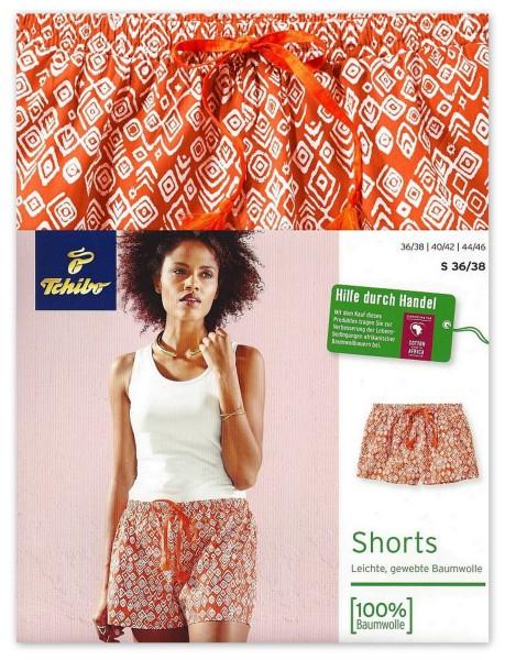 TCM Tchibo Damen Shorts
