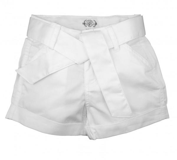 Mädchen Shorts Weiß TCM Tchibo