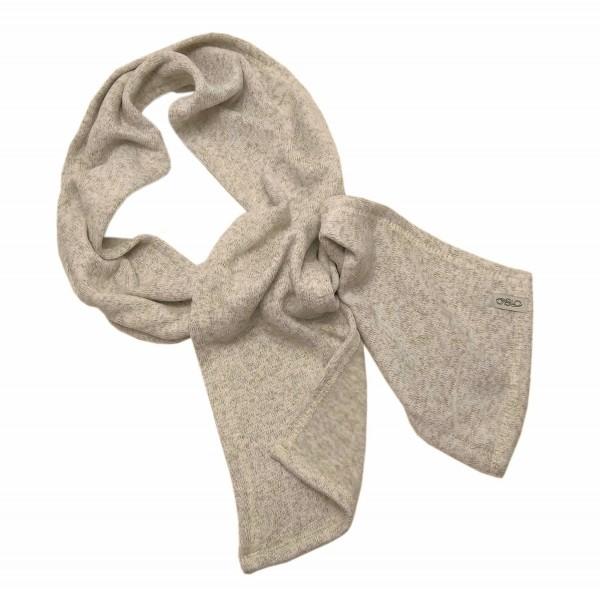 Damen Strickfleece Schal Creme von Tchibo Tcm